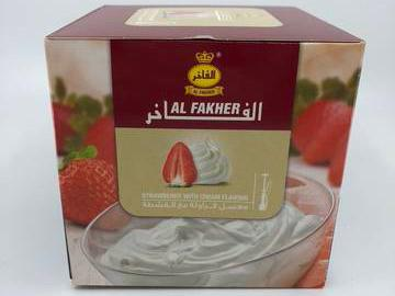 Al Fakher Strawberry cream