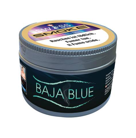 swiss smoke baja blue
