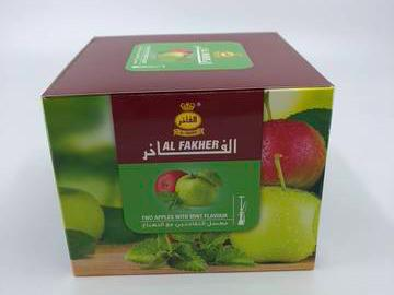 Al Fakher Two Apple mint
