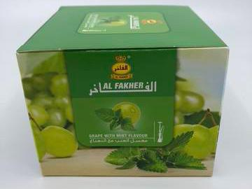 Al Fakher Grape Mint
