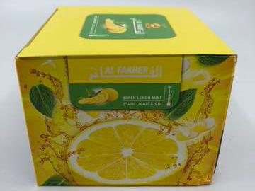 Al Fakher Super Lemon Mint