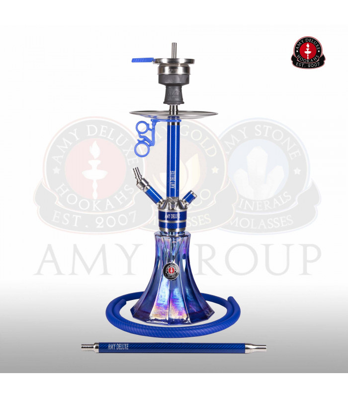Amy ss22.02 Blue Carbonica
